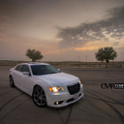 Постер, плакат: Chrysler 300c SRT8