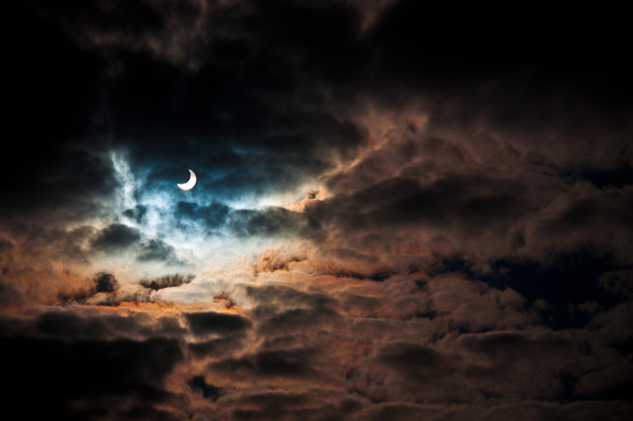 Photograph Sun Eclipse by Marco Sfrecola on 500px