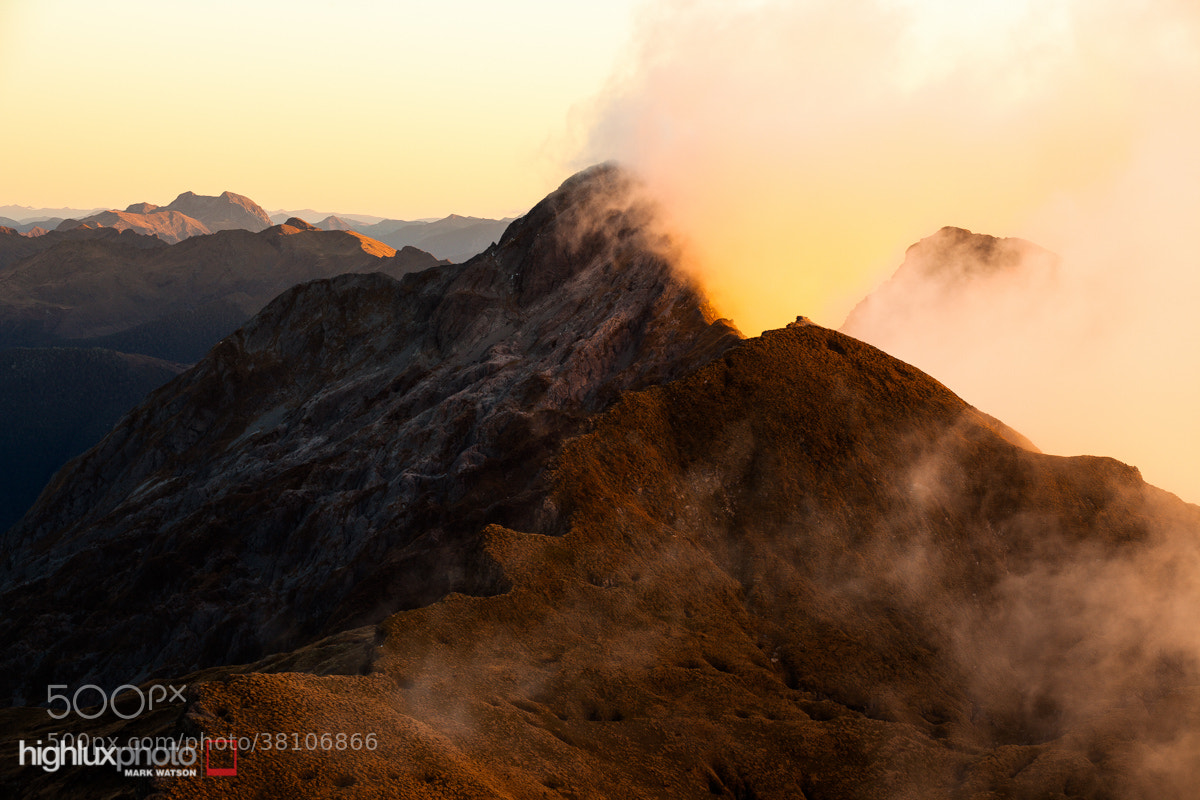 Photograph The Cauldron by Mark Watson on 500px