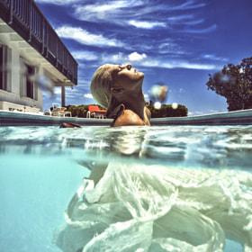 Mermaid by Romi Burianova on 500px.com