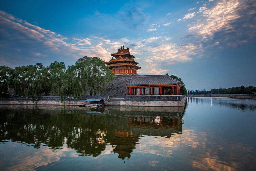 Photograph Forbidden City by Bbbean on 500px