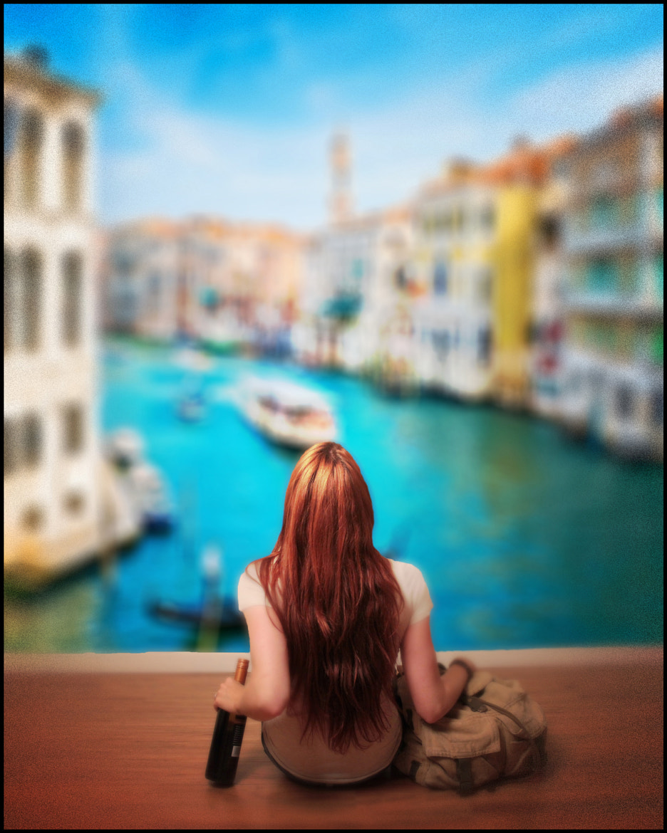 Photograph A Girl Can Dream (of Venice) by JB Nuska on 500px