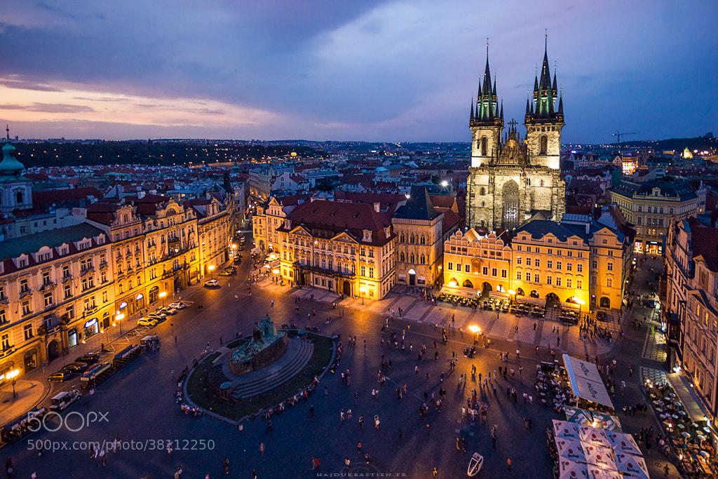 Photograph Praha by Bastien HAJDUK on 500px