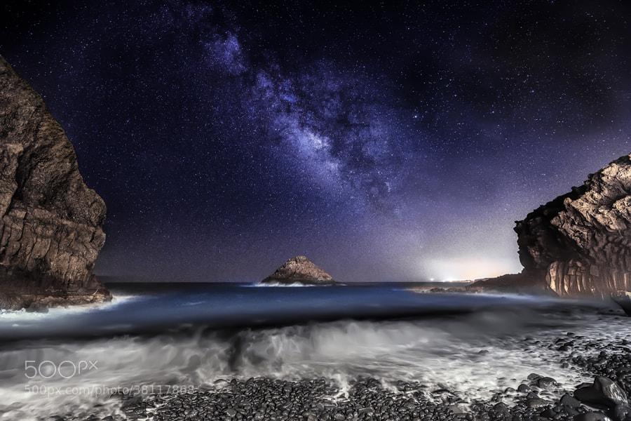 Photograph Roques de Fasnia by Florencio Barroso  on 500px