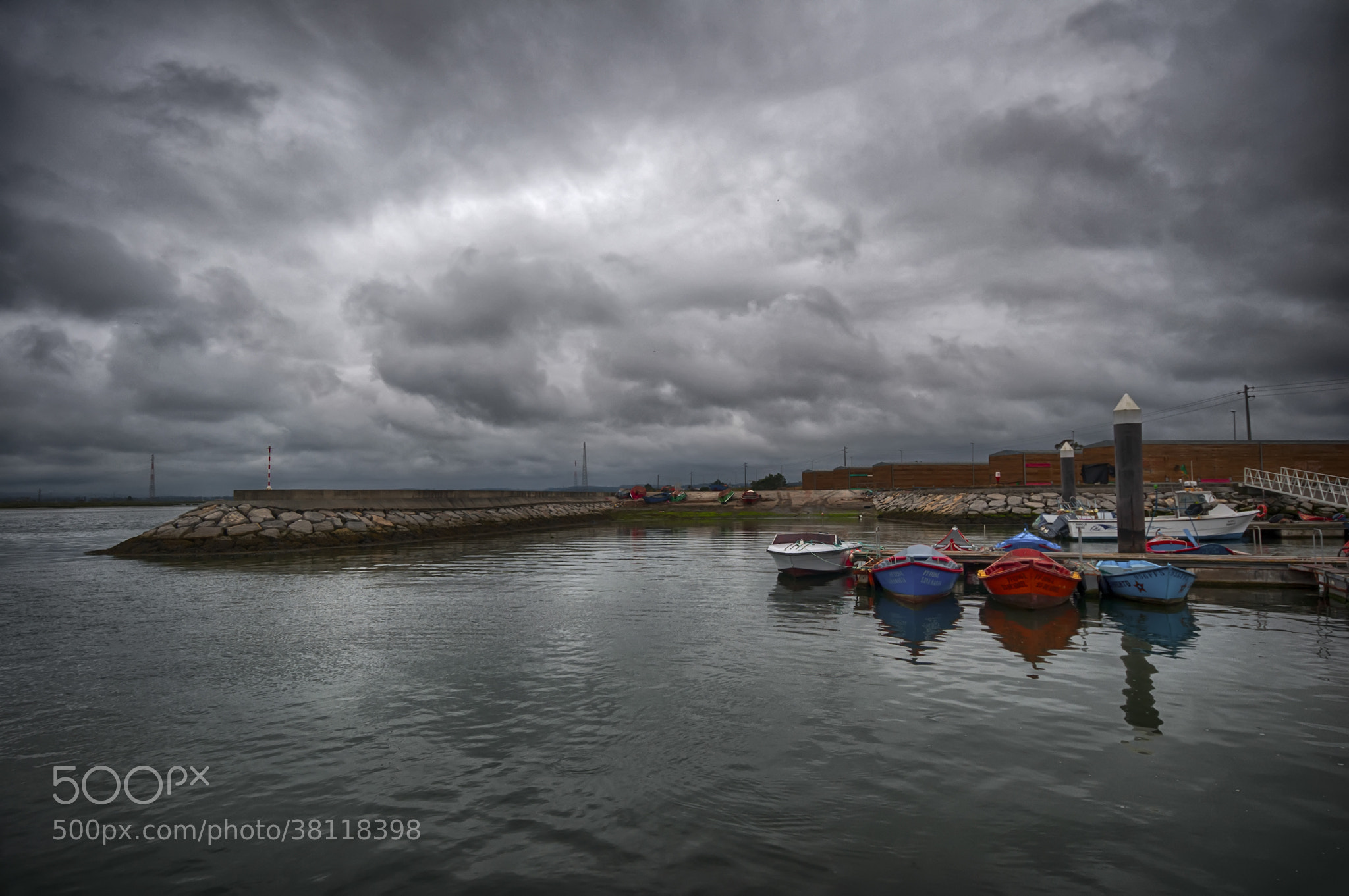 Photograph Little boats by Jorge Orfão on 500px