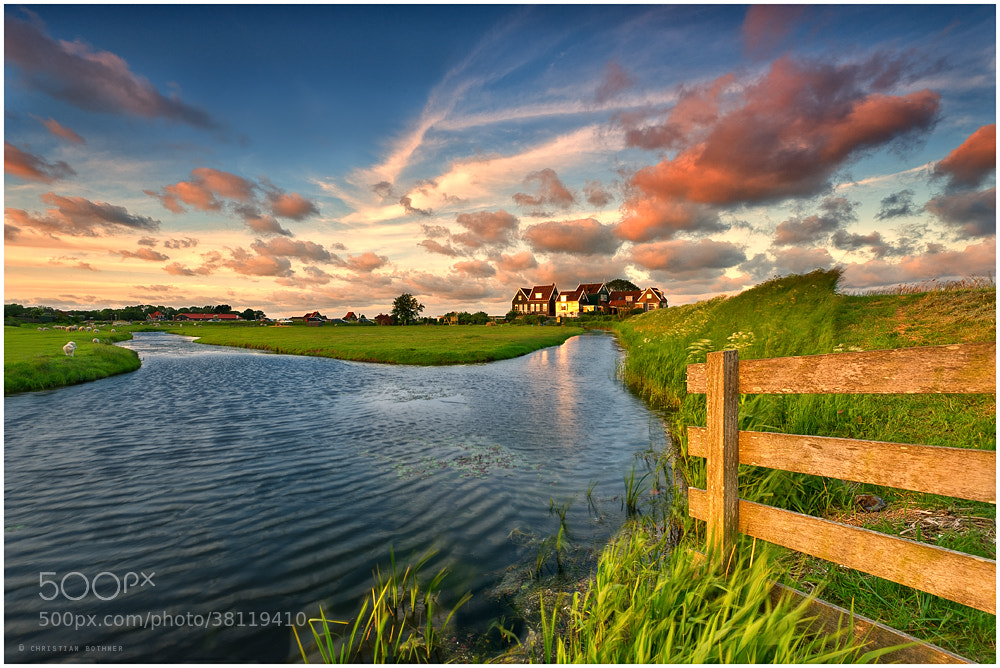 Photograph Marken | Netherlands by Christian Bothner on 500px
