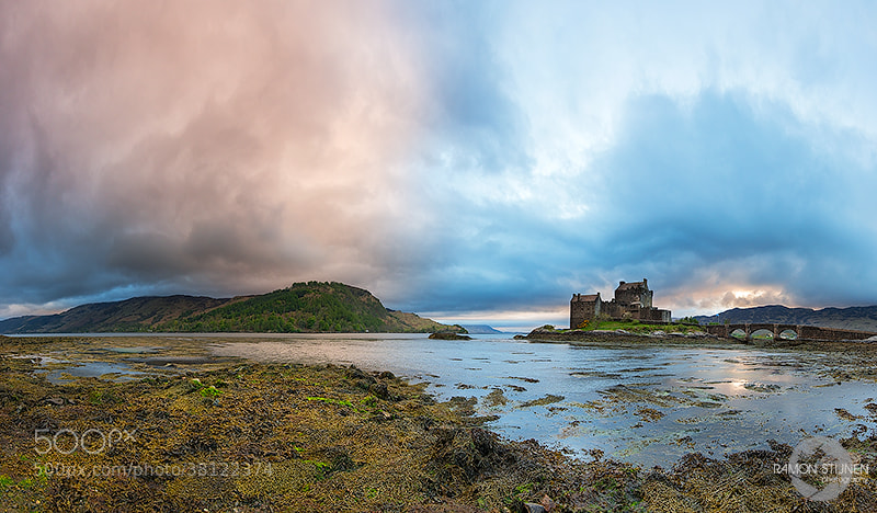 Photograph Eilean Donan Castle by Ramon Stijnen on 500px