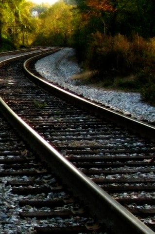 Photograph Hit the tracks by Craig Parks on 500px