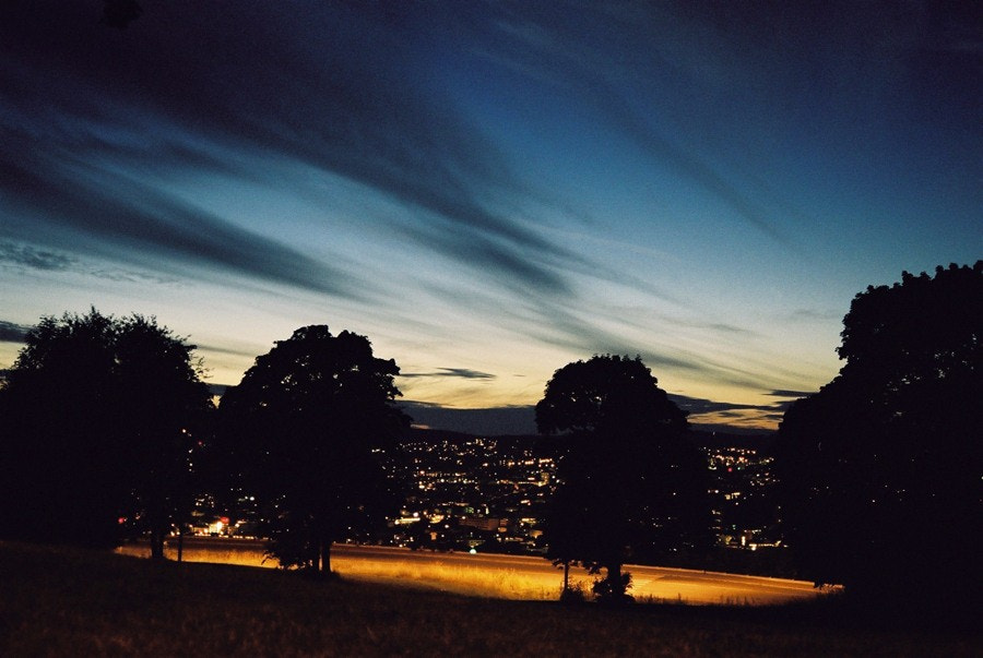 Photograph Oslo from Ekeberg by Dominik Tomaszczuk on 500px