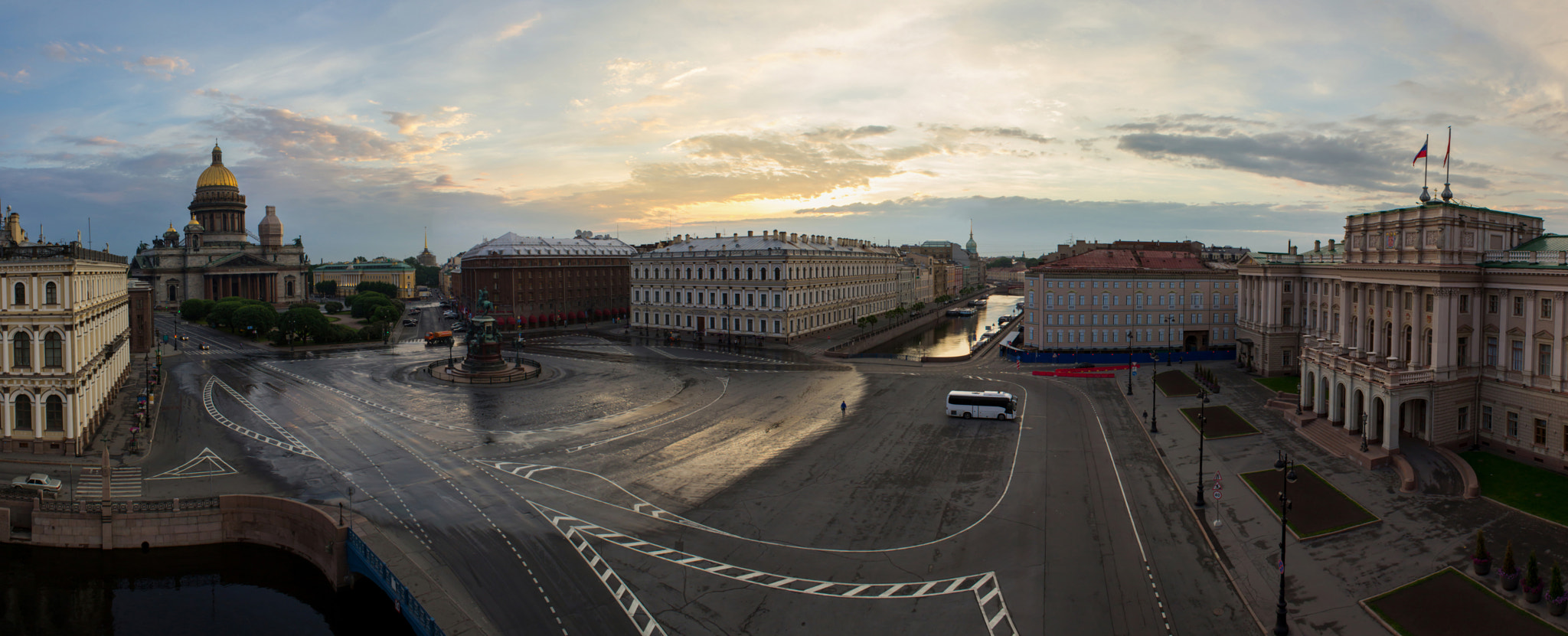 Photograph St. Isaac's Square by Anton Malkov on 500px