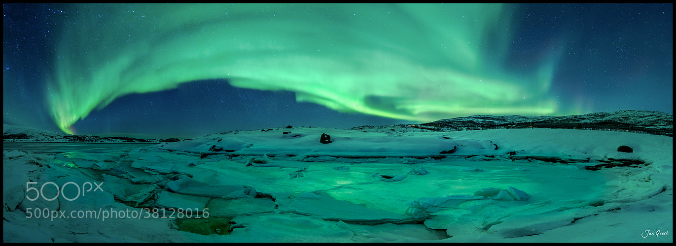 Photograph Green Ice by Jan Geerk on 500px