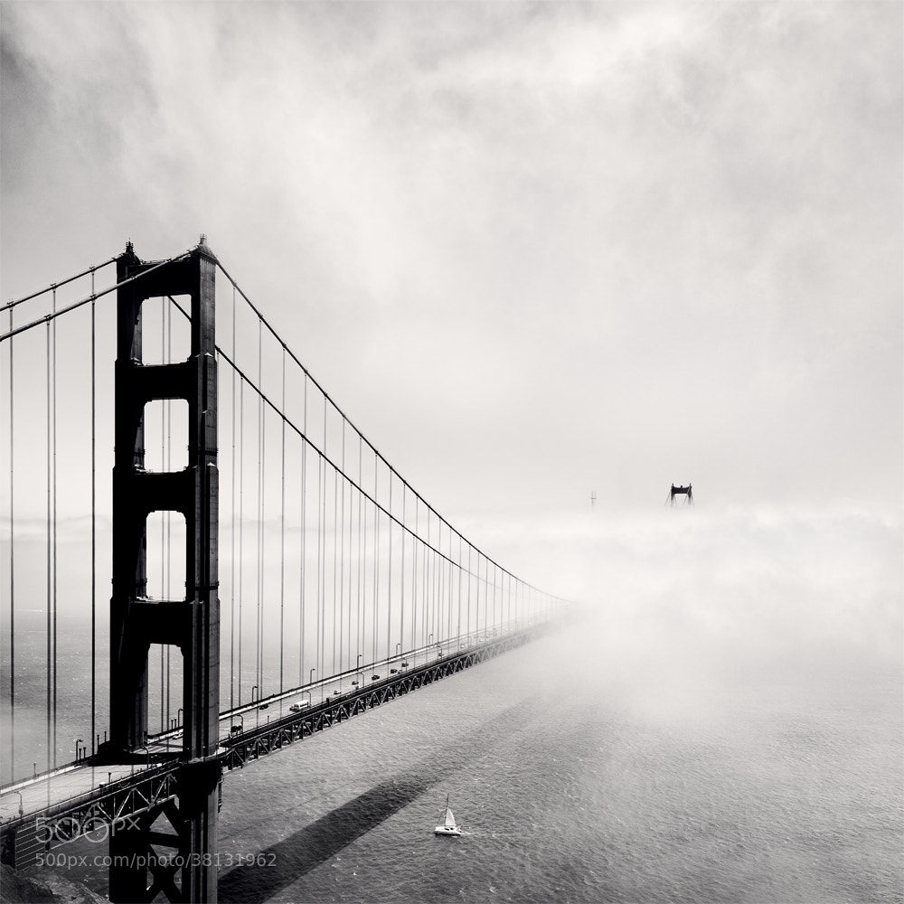 Photograph Sailboat - San Francisco,* 671 - USA by Ronny Ritschel on 500px
