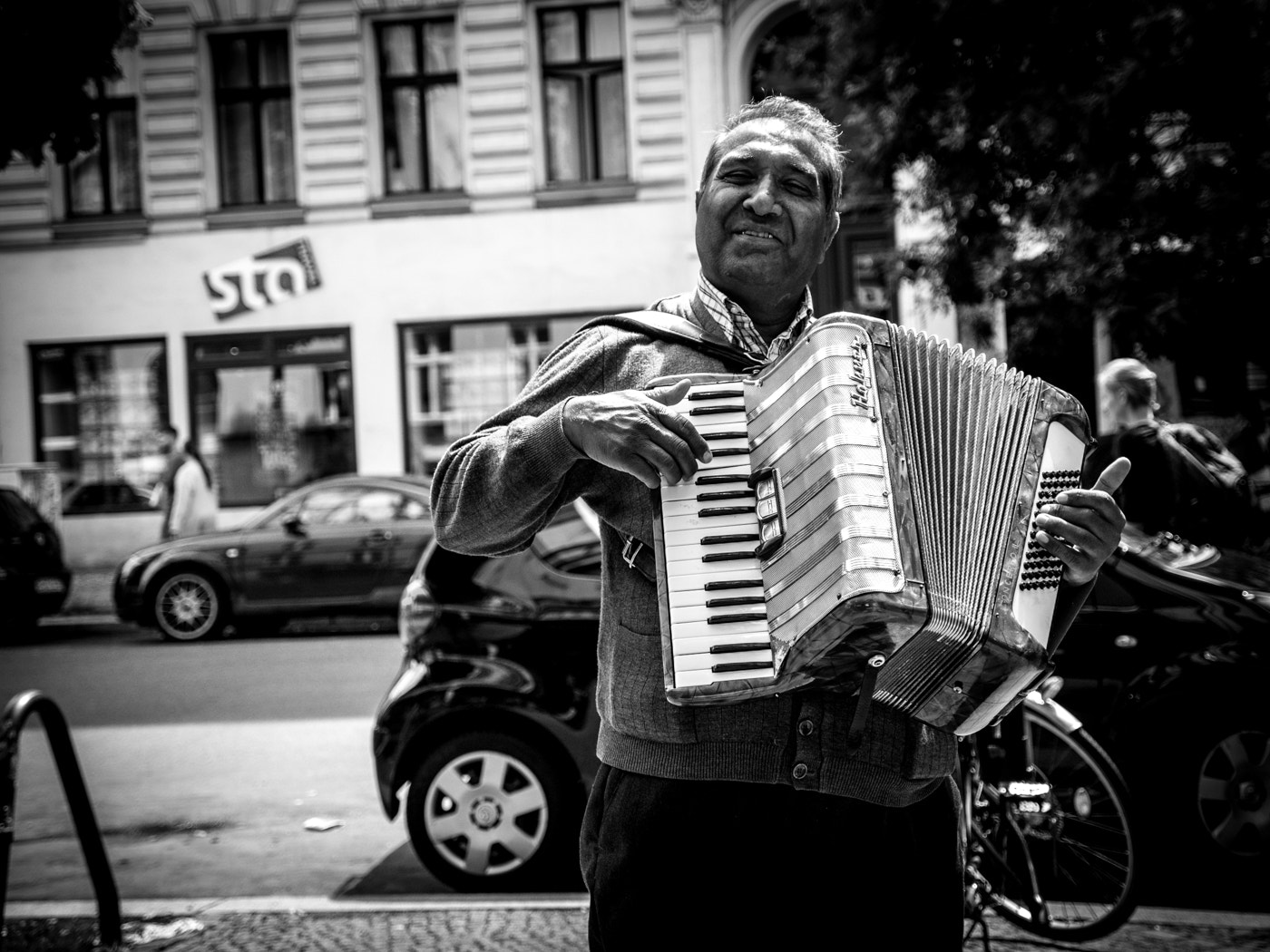 Photograph street music by phil outside on 500px