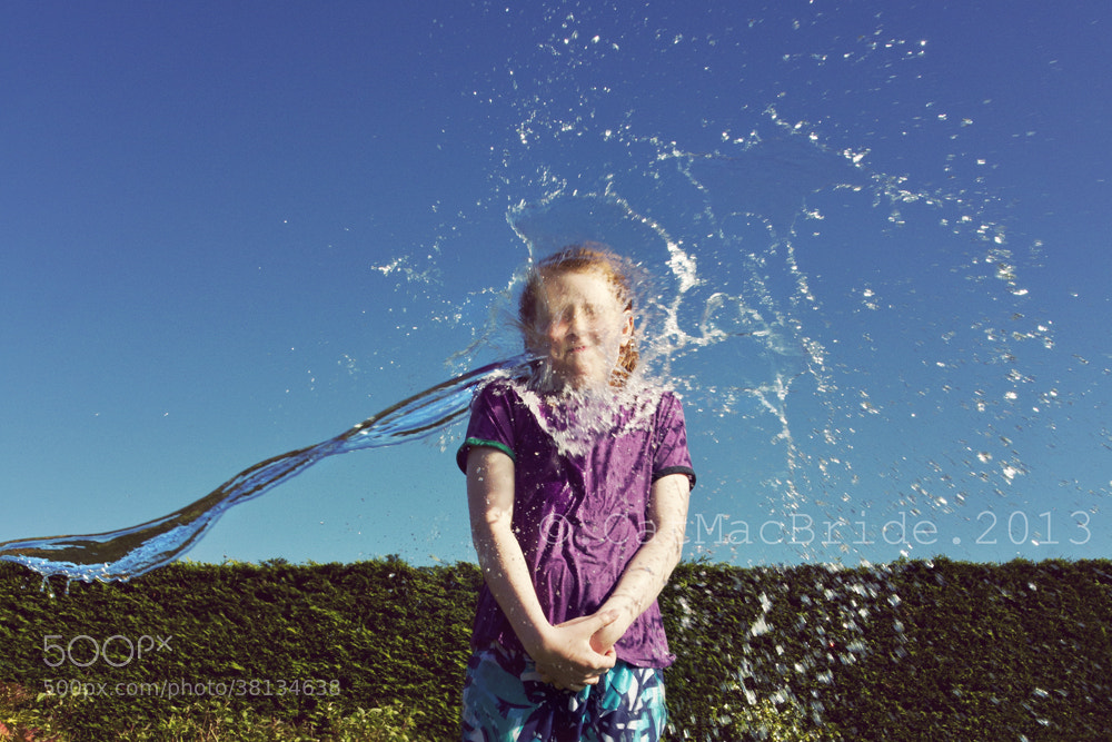 Photograph water fight! by Catherine MacBride on 500px
