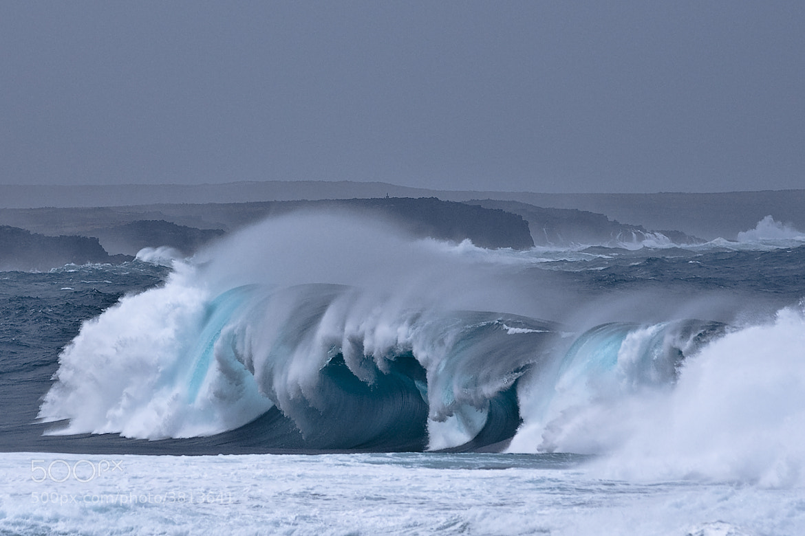 Photograph Waves by Aline Nédélec on 500px
