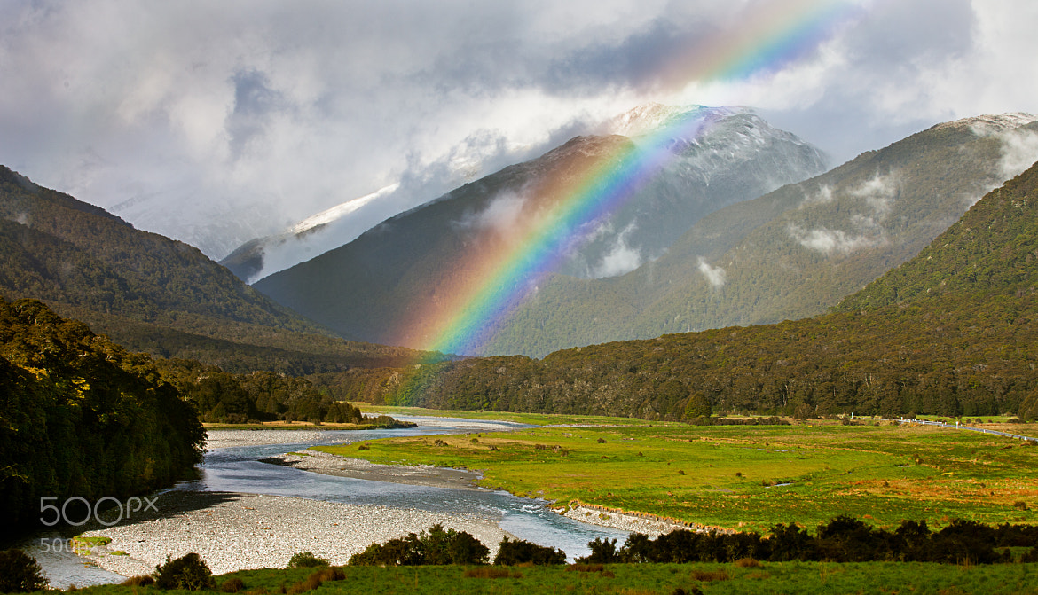 Photograph Somewhere over the rainbow by Mathew Roberts on 500px