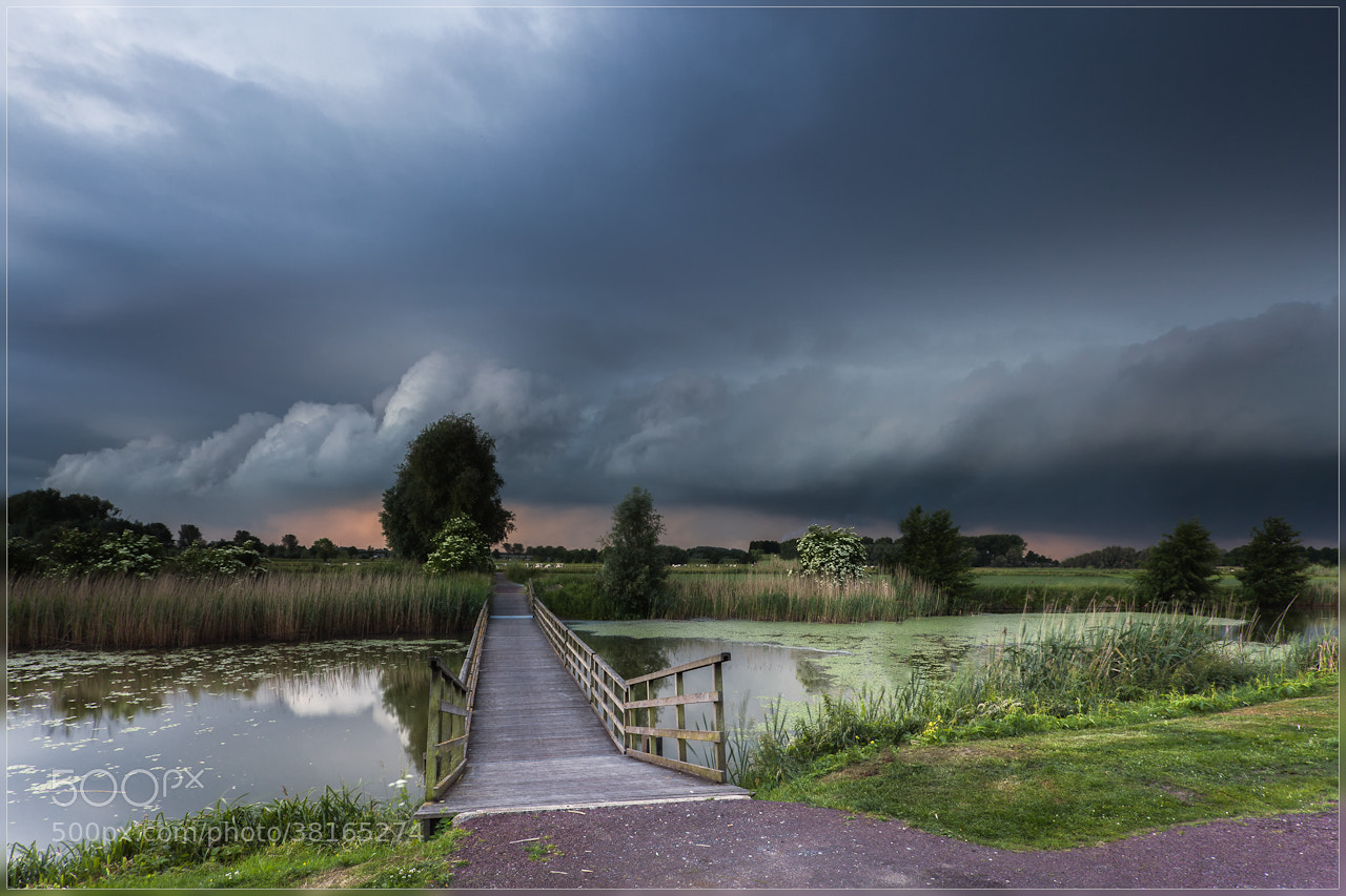 Photograph Stormy weather by Christophe Vandeputte on 500px