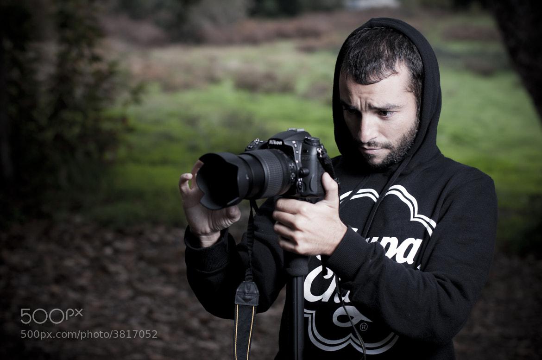 Photograph The photographer by David Azurmendi on 500px