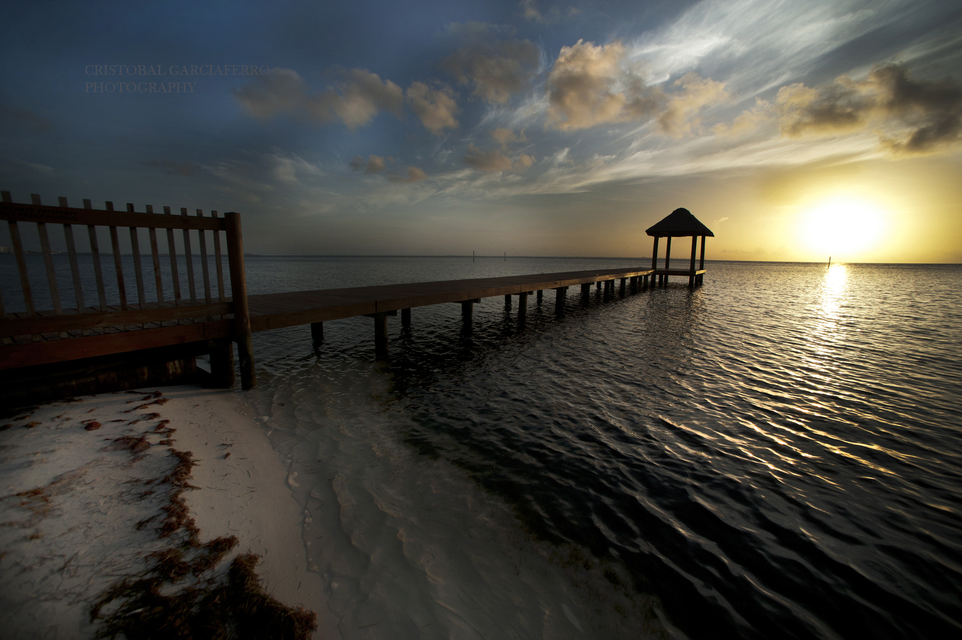 Photograph Wood Dock in Cancun by Cristobal Garciaferro Rubio on 500px