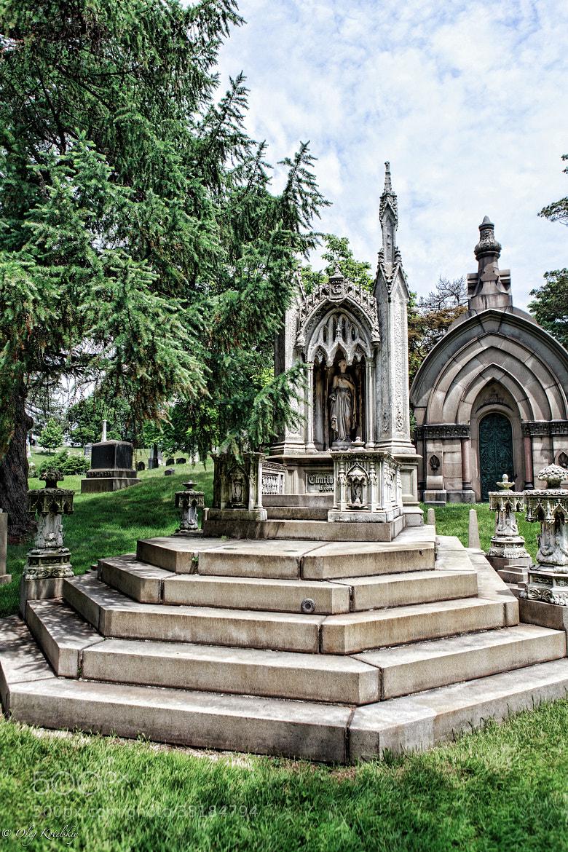 Photograph Greenwood cemetery by Oleg Kotelskiy on 500px