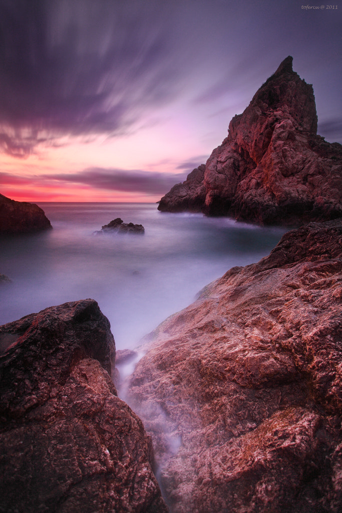 Photograph the crack by toni fernandez on 500px