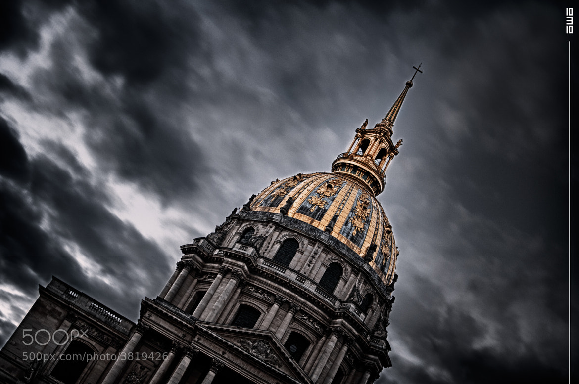 Photograph Invalides by Alain Wallior on 500px