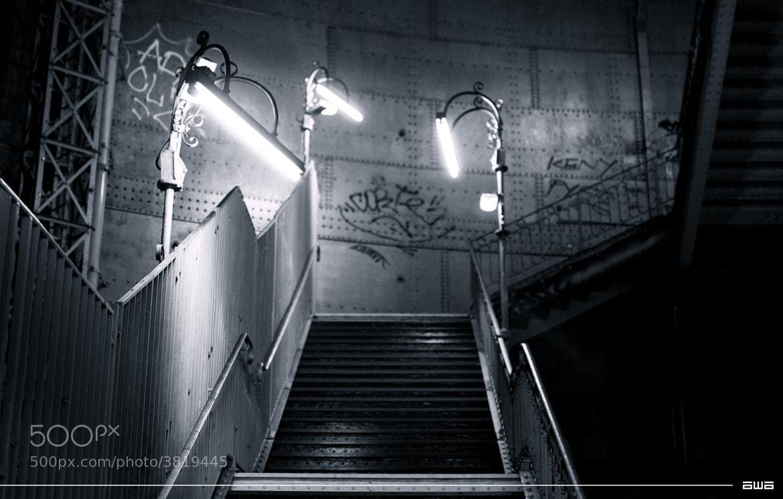 Photograph Paris Underground by Alain Wallior on 500px
