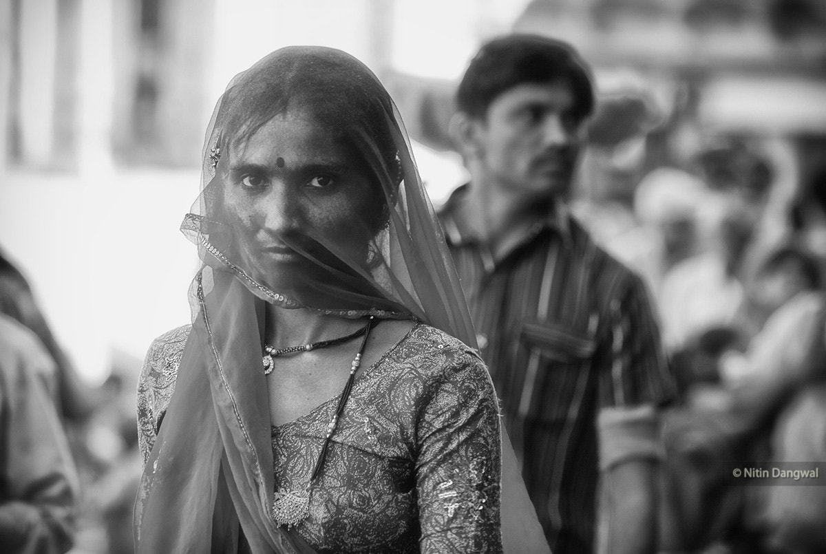 Photograph A face in the crowd... by Nitin Dangwal on 500px