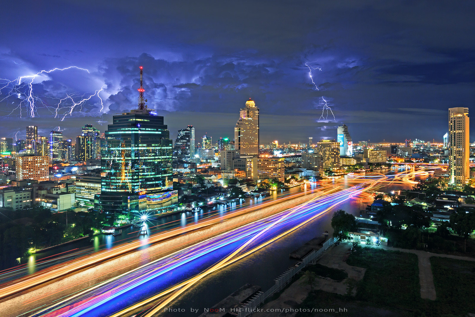 Photograph Bangkok City by noom  HH on 500px