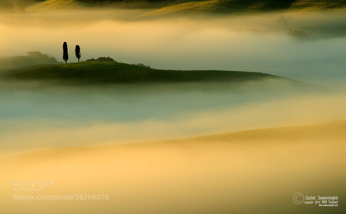 Photograph Tuscany by Suchet Suwanmongkol on 500px