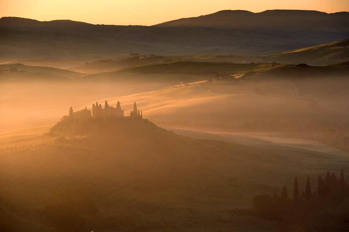 Photograph Tuscany by Suchet Suwanmongkol on 500px