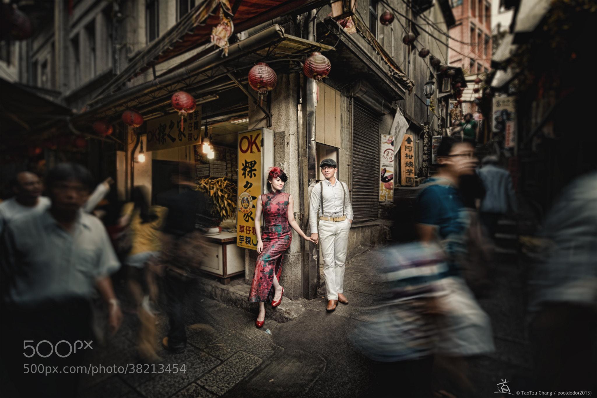 Photograph Jiufen by TaoTzu Chang on 500px