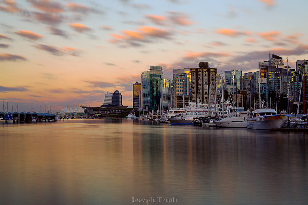 Photograph Twilight At Stanley Park by Joseph Trinh on 500px