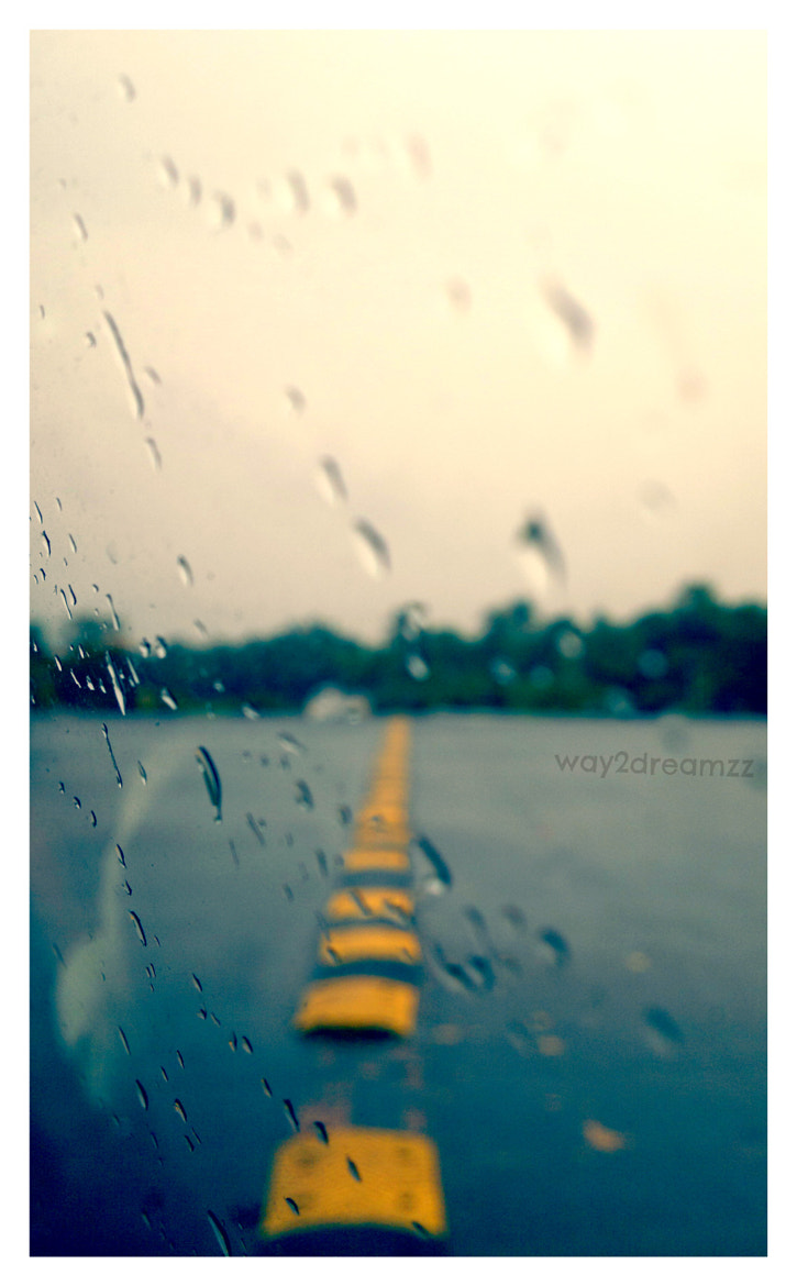 Photograph A rainy journey by Way 2 Dreamzz on 500px