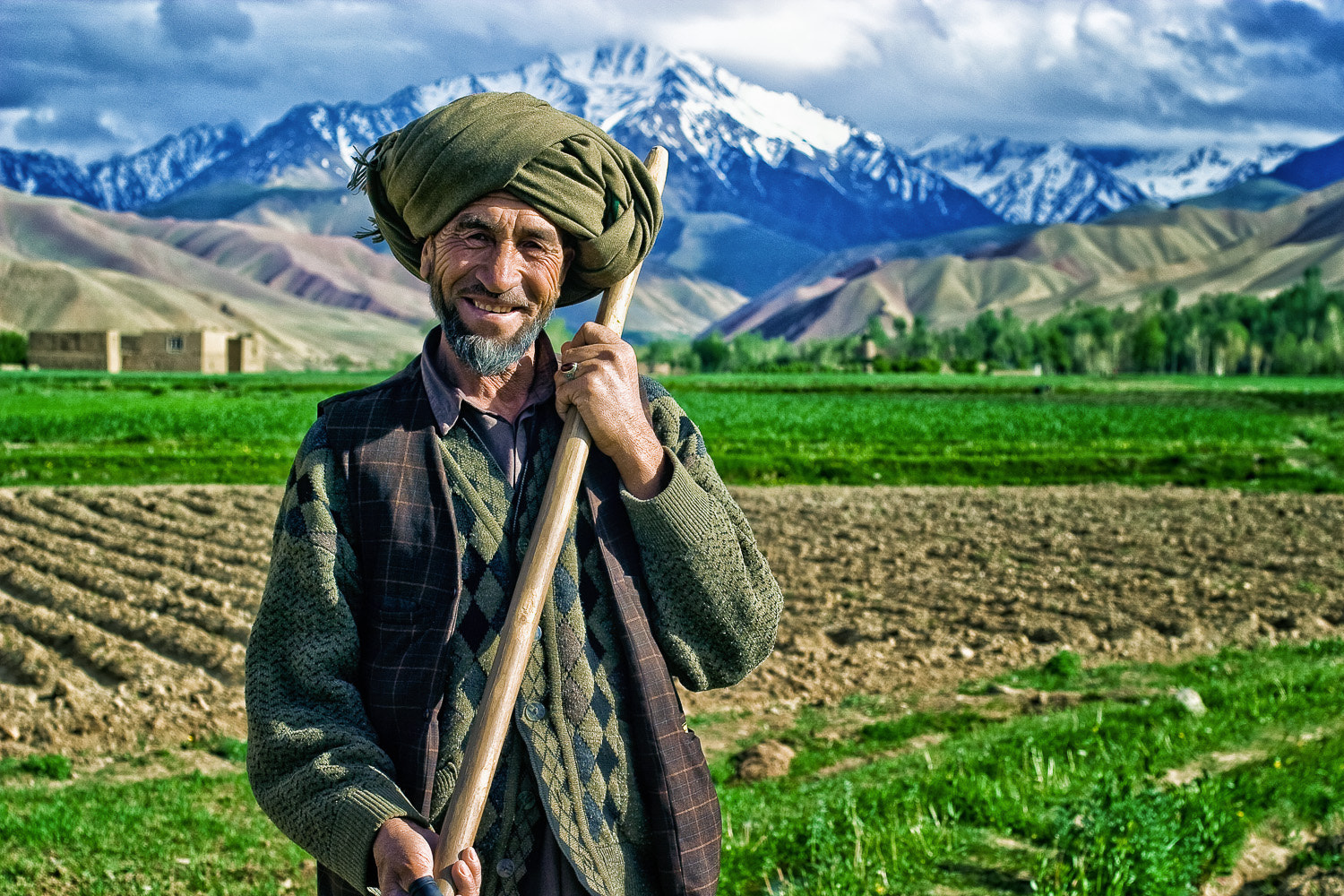Photograph Afghan Green by Masashi Mitsui on 500px
