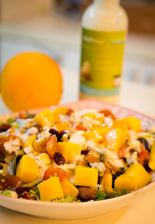 Mango Celebration Salad