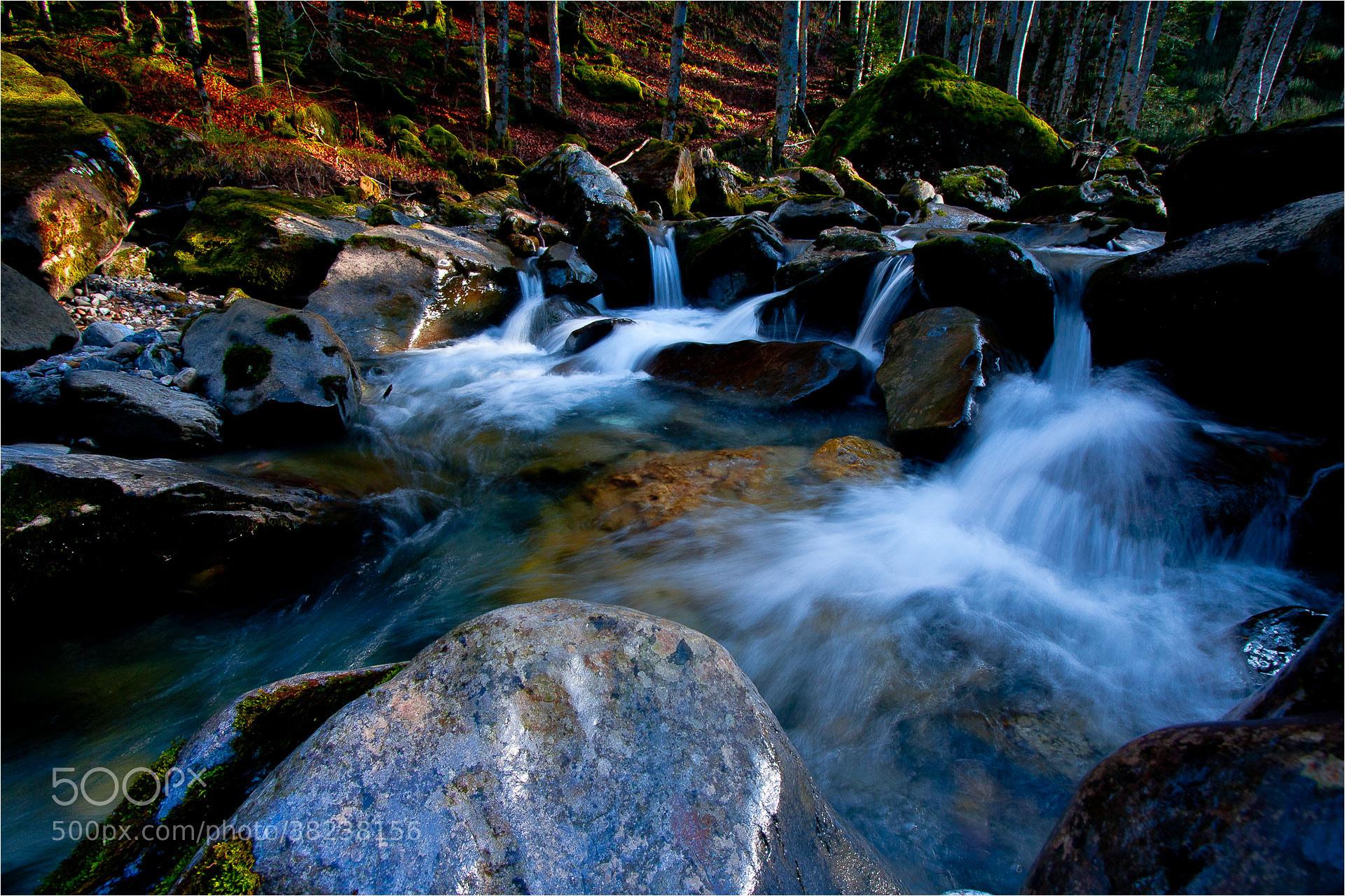 Photograph Gave d´Bious (Hautes Pyrénées) by Ferran Cartagena  on 500px