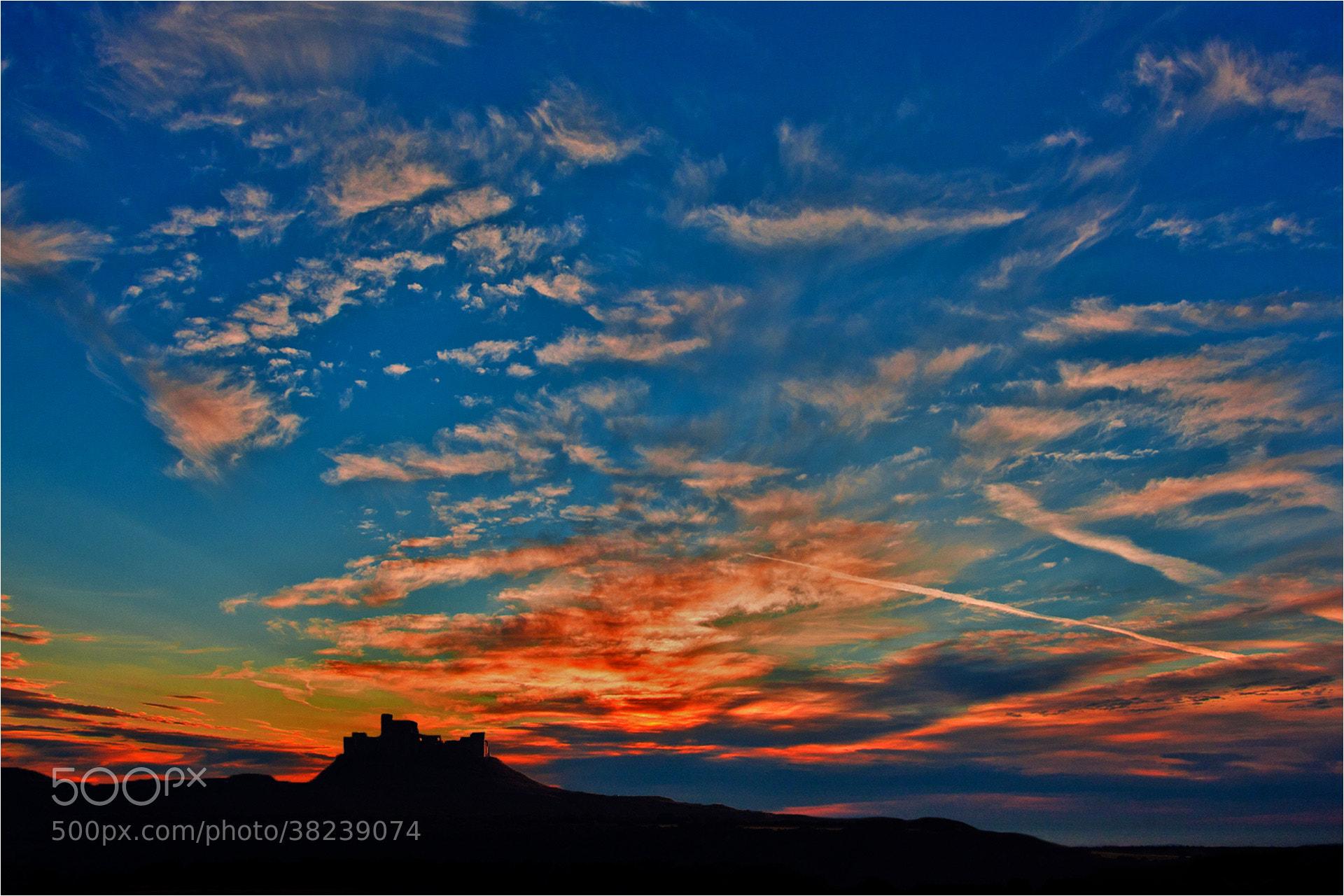 Photograph Montearagón Ocaso (Huesca) by Ferran Cartagena  on 500px