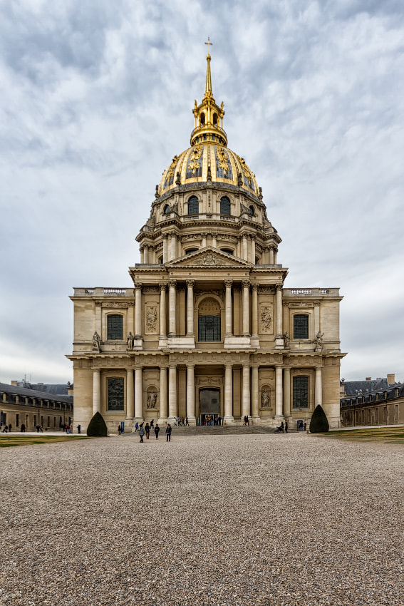 Photograph Les Invalides by Paco  Herrero on 500px