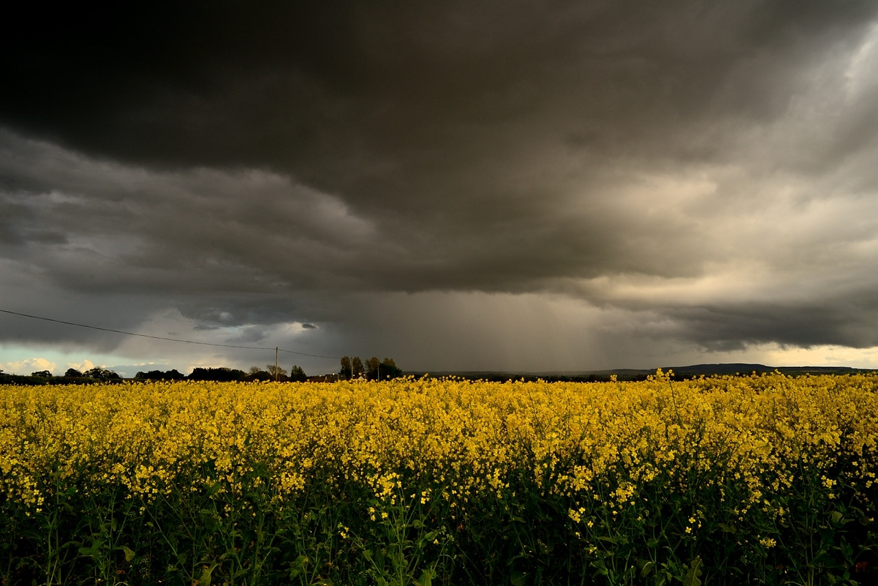 Photograph INCOMING STORM by Owen Anderson on 500px