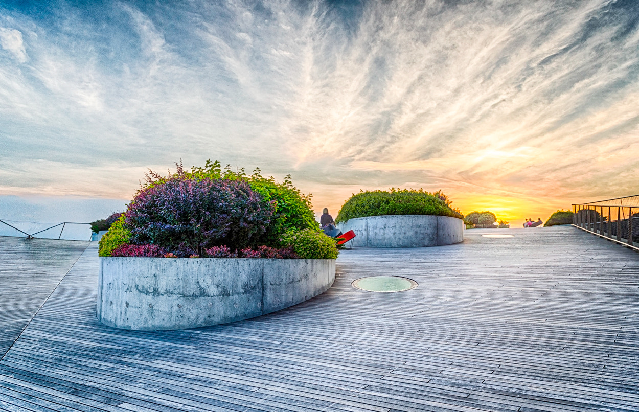 Photograph Swedbank Terrace by Norbert Durko on 500px