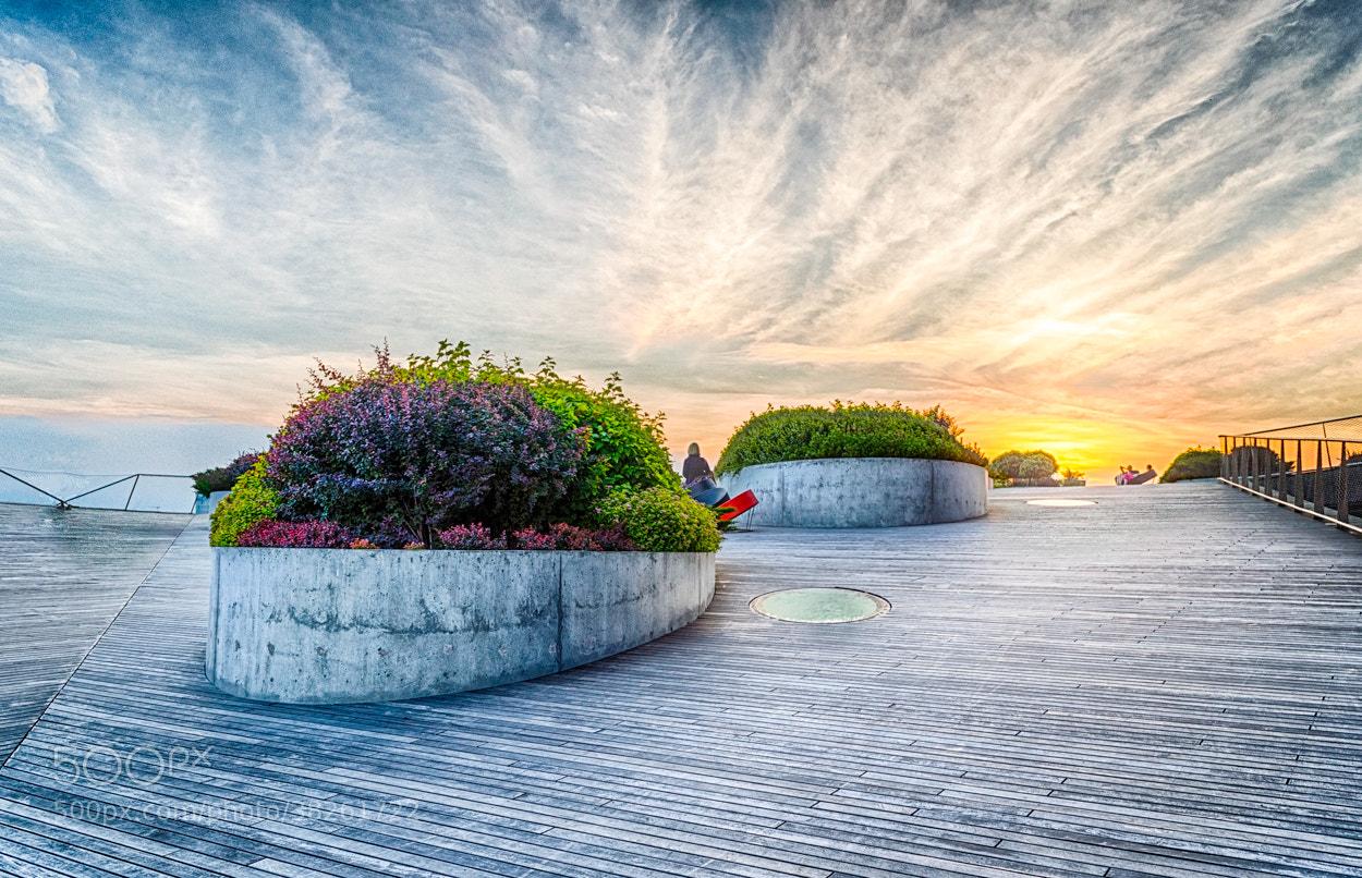 Photograph Swedbank Terrace by Norbert Durko on 500px