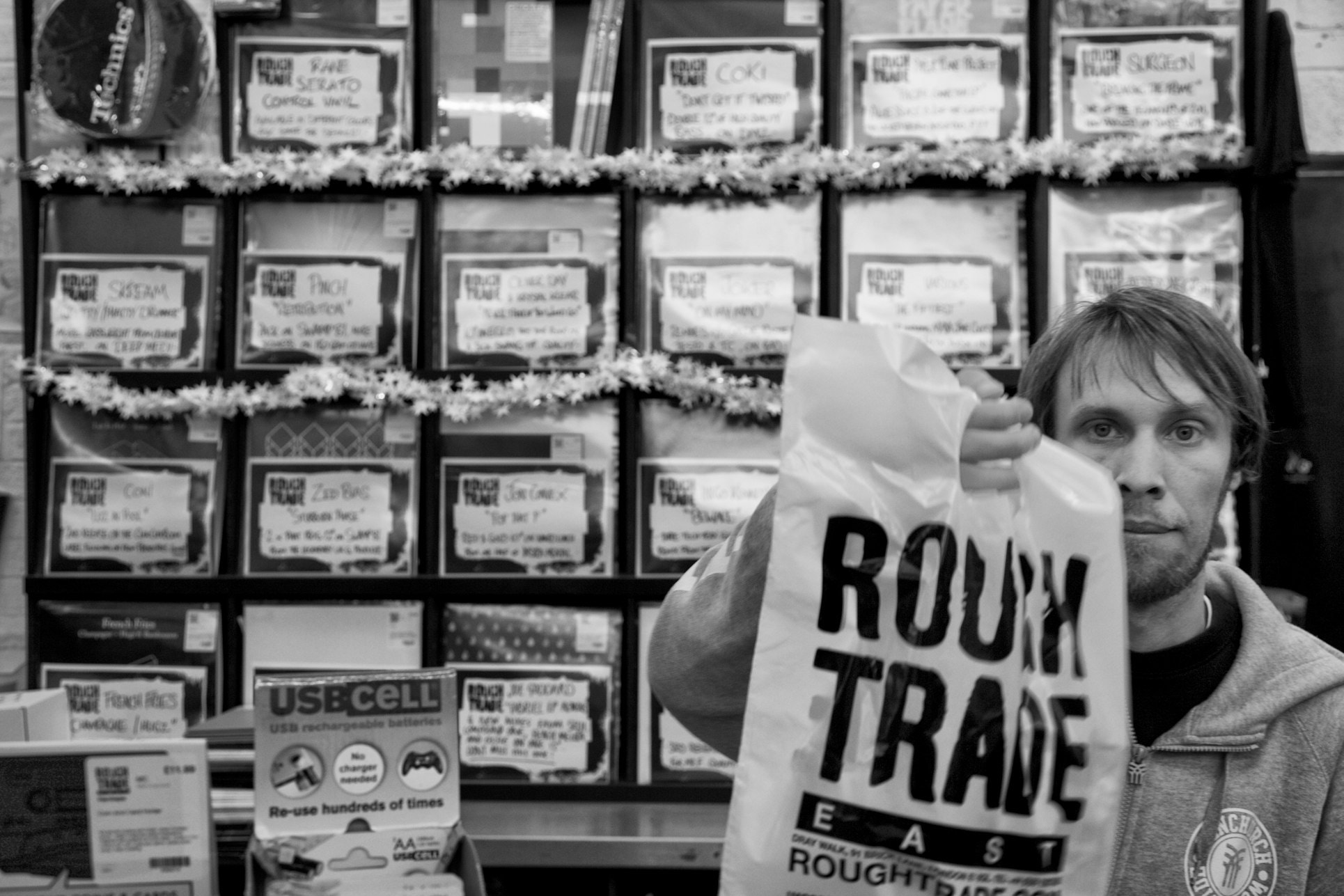Photograph Rough Trade by Joe Atwere on 500px