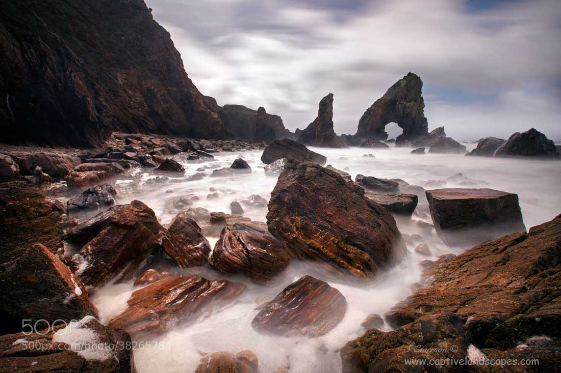 Photograph Crohy Head by Stephen Emerson on 500px