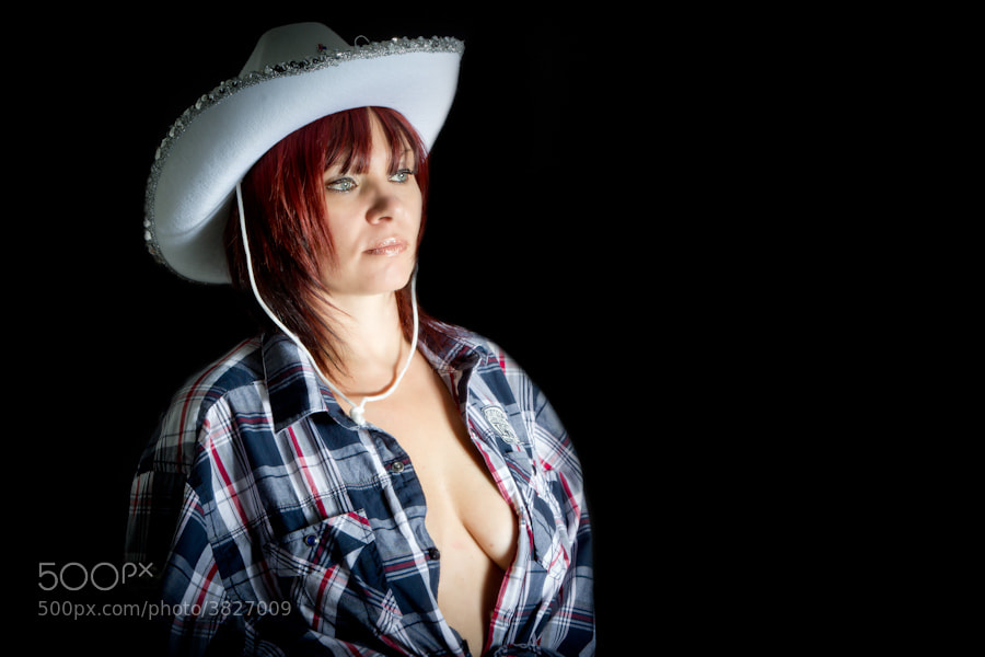 Photograph Cowgirl by Bramley . on 500px