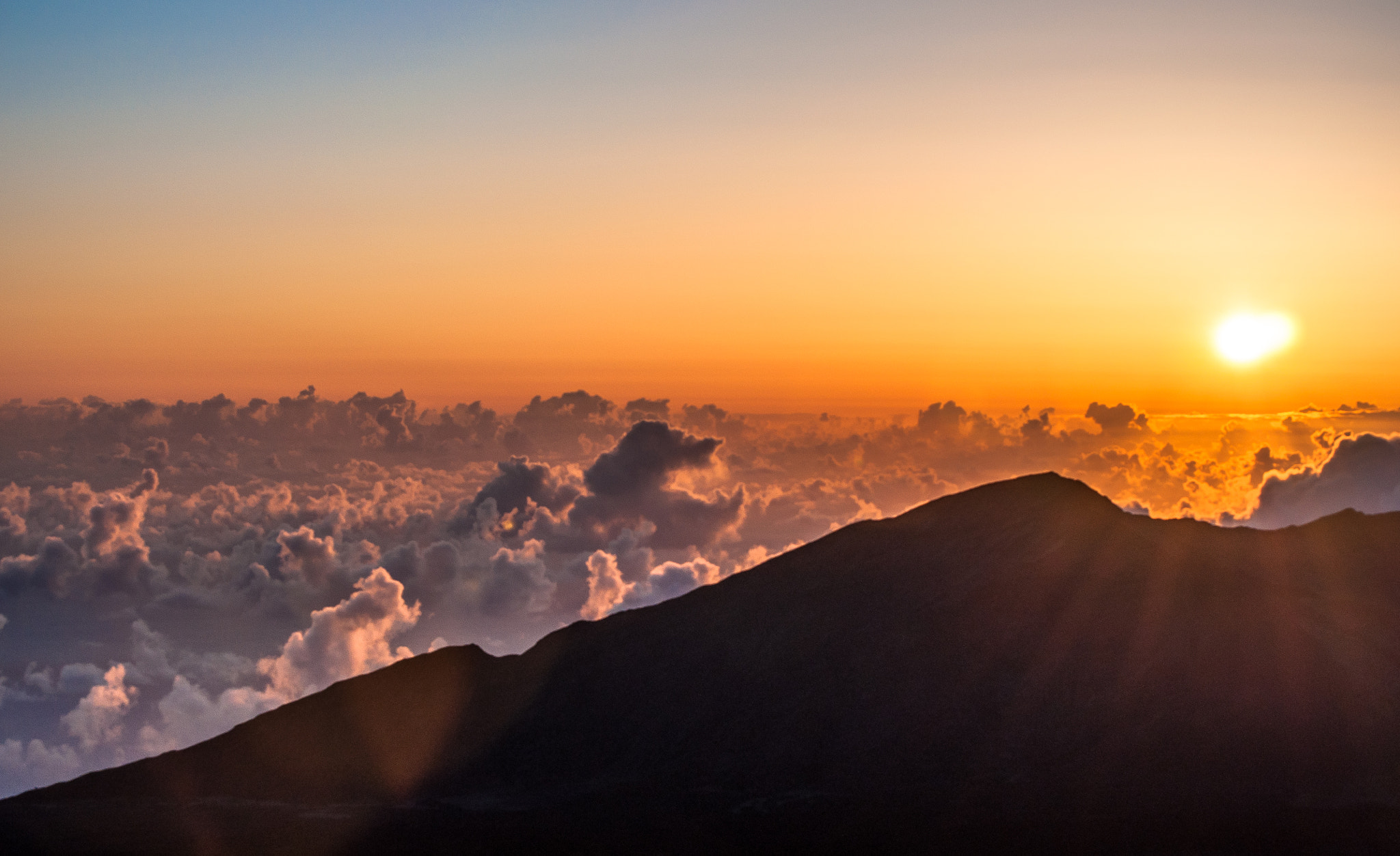 Photograph Sunrise Above it All by Chris Murphy on 500px