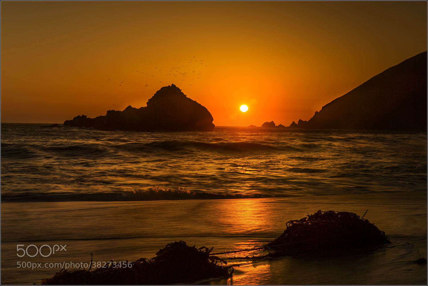 Photograph Pfeiffer Beach Sunset by Brian Clark on 500px