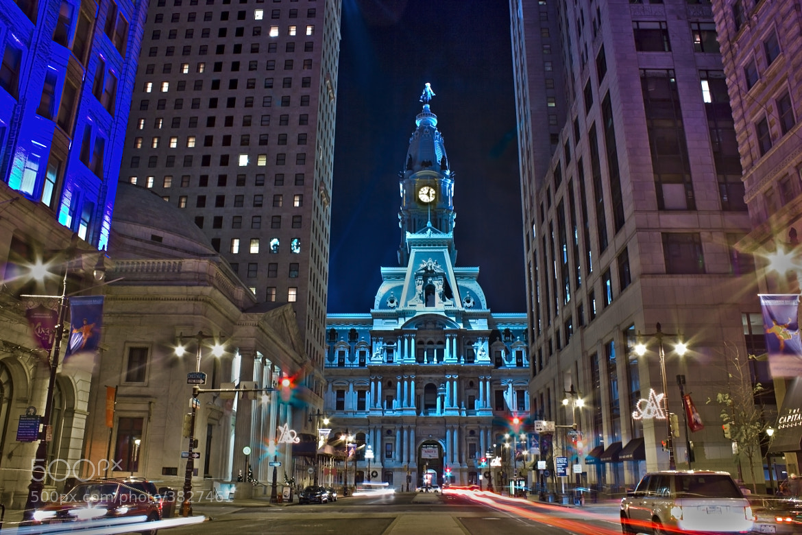 Photograph City Hall Philadelphia by Carlo Padilla on 500px