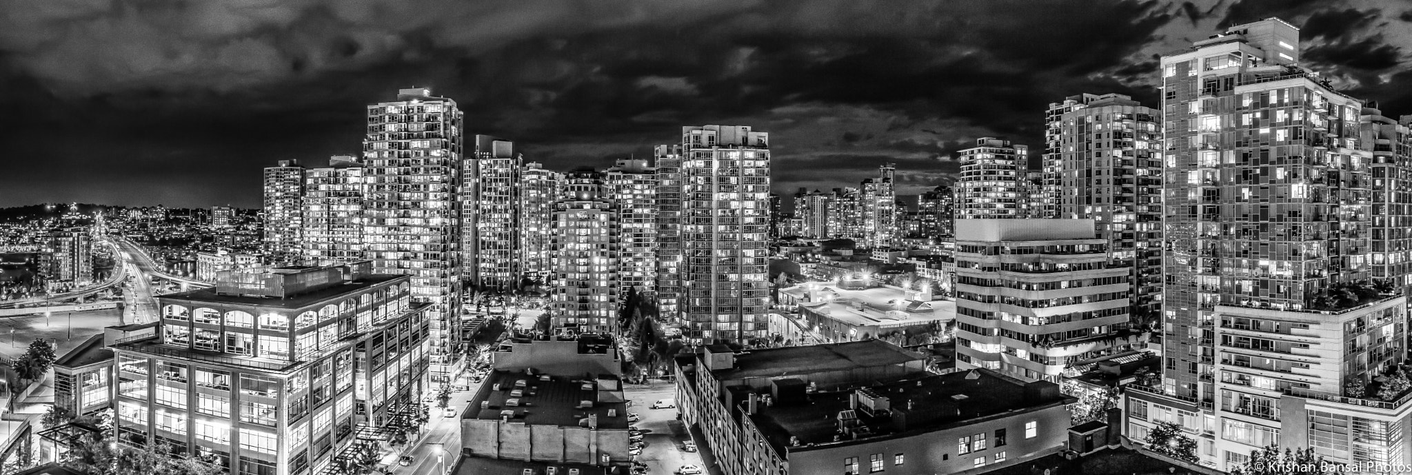 Photograph Vancouver Noir by Krishan Bansal on 500px
