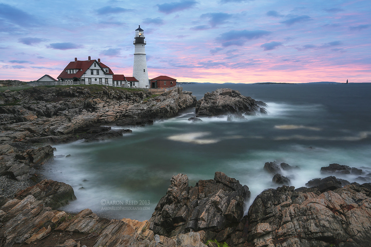 Photograph Portland Head  by Aaron Reed on 500px